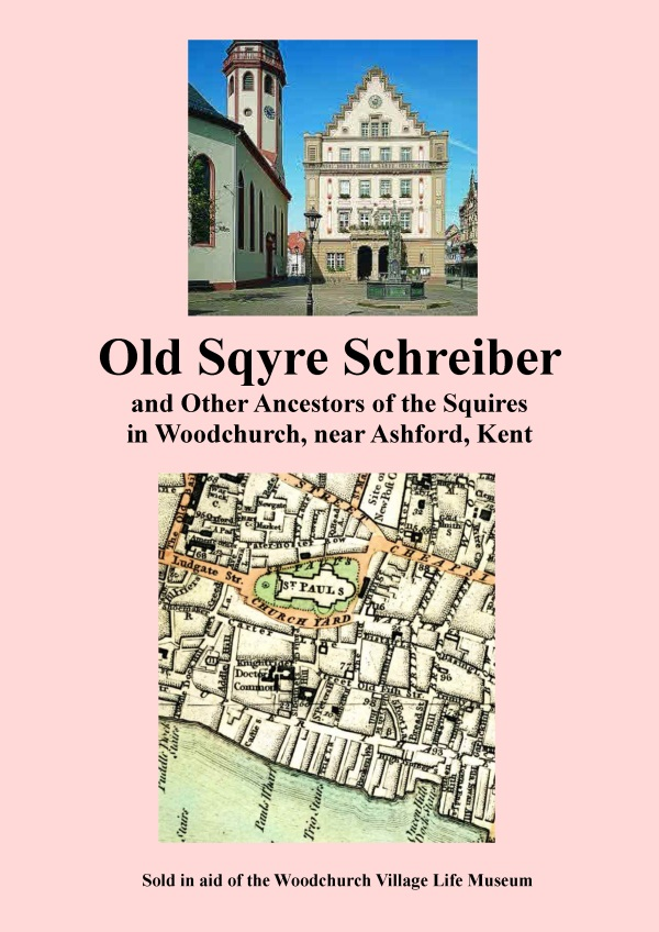 Cover of Olde Sqyre Schreiber